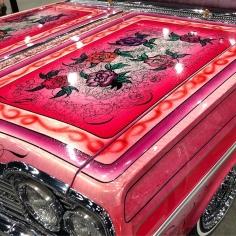 Gypsy Rose 1964 Impala